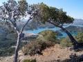 Panorámica Pantanos Guadalhorce y Guadalteba