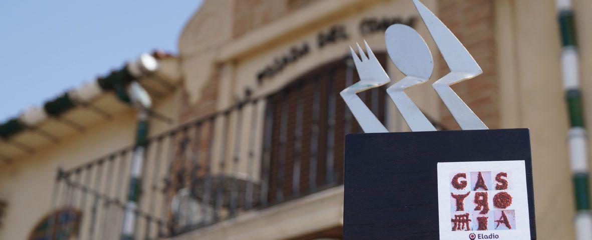 Premio Gastromía 2016 Hotel Mesón La Posada del Conde